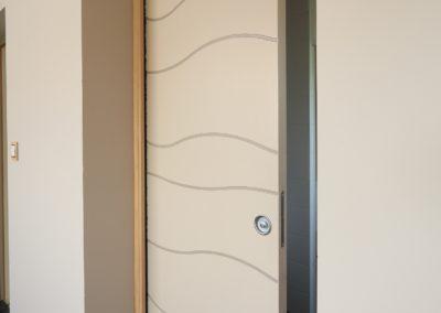 Porte à galandage (3)