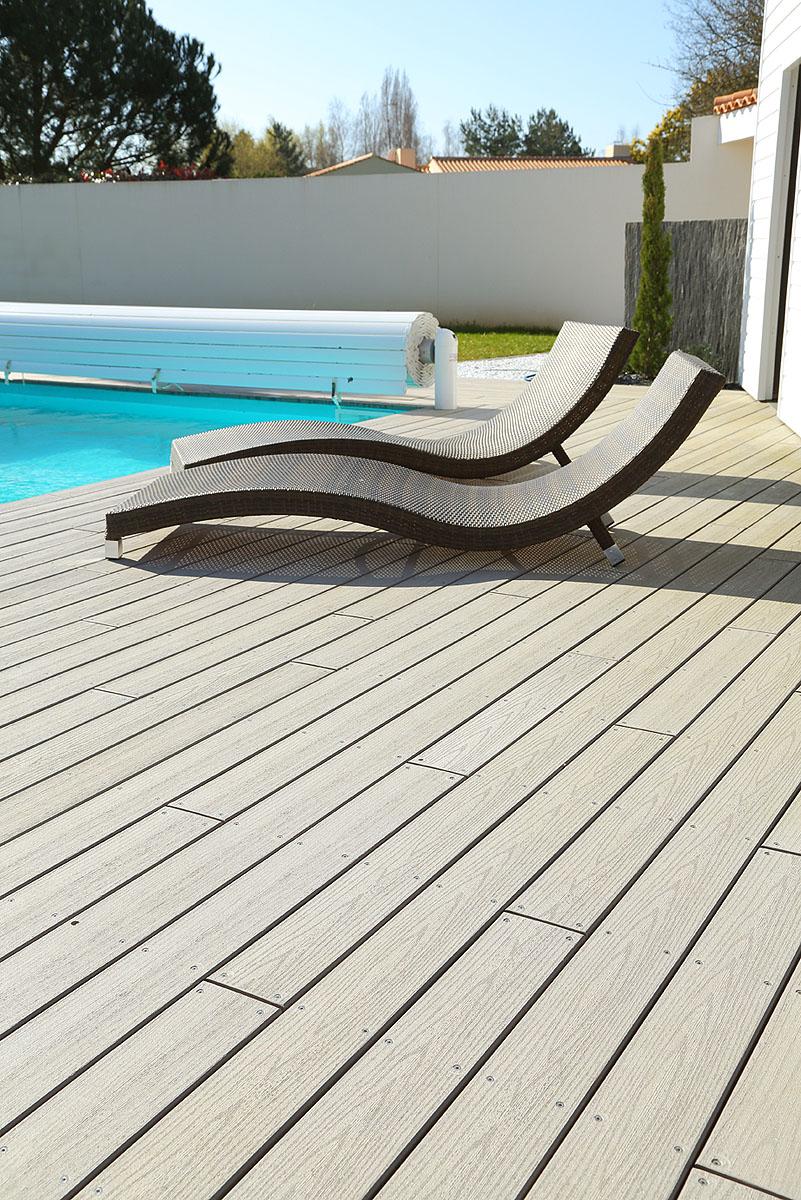 Terrasses bois composites, pergola, portail, clôtures, préau,