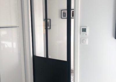 Pose de portes à galandage en Vendée