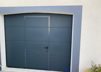 Porte garage Talmont St Hilaire
