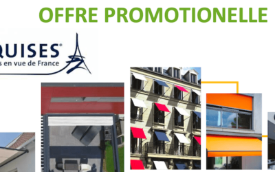 Offre promotionnelle : Remise sur l'ensemble de la gamme MARQUISES